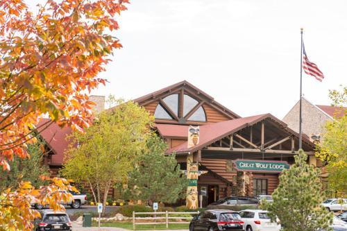 Great Wolf Lodge-kansas City - Kansas City, KS 66111