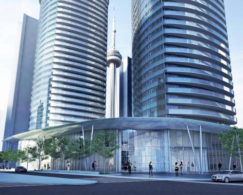 Lavish Suites - One Bedroom Condo - Cn Tower - Toronto, ON M5J 0A9