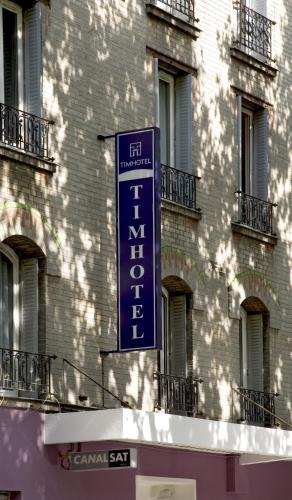 Timhotel Boulogne Rives de Seine photo 16