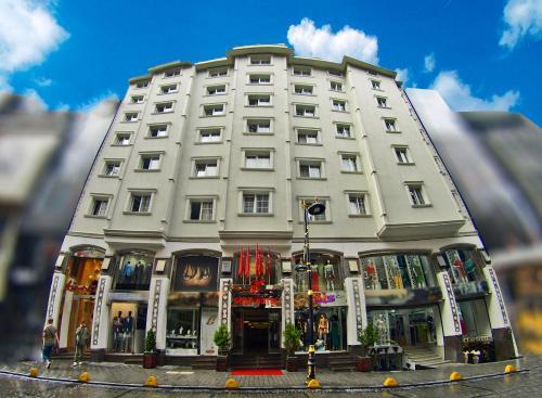 Istanbul Gold Hotel yol tarifi