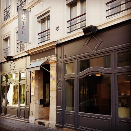 Hôtel Jacques De Molay photo 9