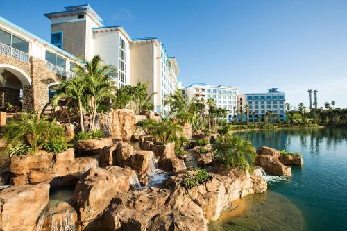Universal's Loews Sapphire Falls Resort photo 5