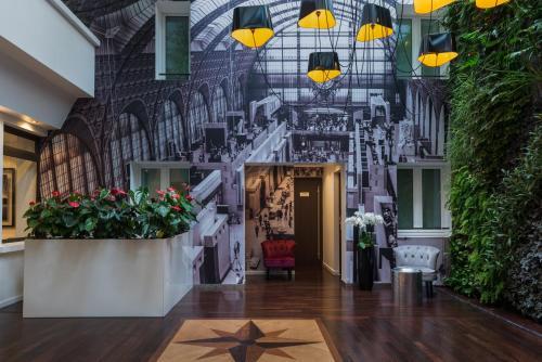 Hotel Aida Marais photo 55