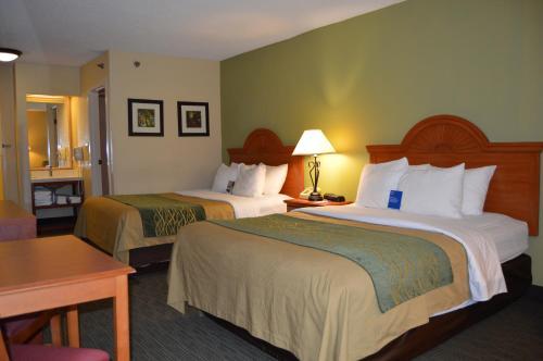 Comfort Inn Pine Grove Photo