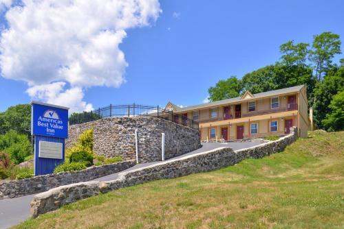 Americas Best Value Inn Danbury - Danbury, CT 06811