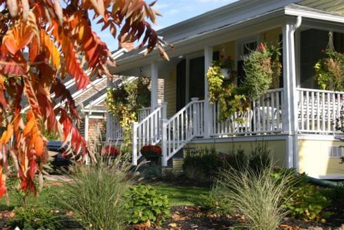 The Stewart House Bed And Breakfast - Niagara On The Lake, ON L0S 1J0