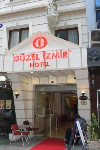 Izmir Guzel Izmir Hotel adres
