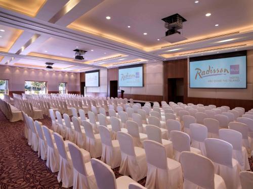 Radisson Blu Hotel, Abu Dhabi Yas Island photo 34