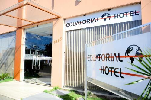 Equatorial Hotel Photo