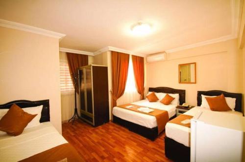 Izmir Simal Butik Hotel odalar