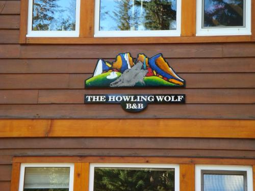 The Howling Wolf Photo