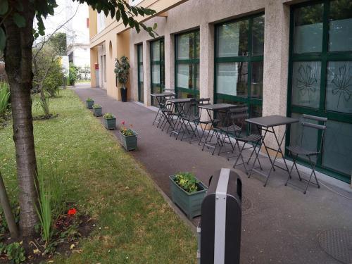 Première Classe Paris-Ouest Gennevilliers