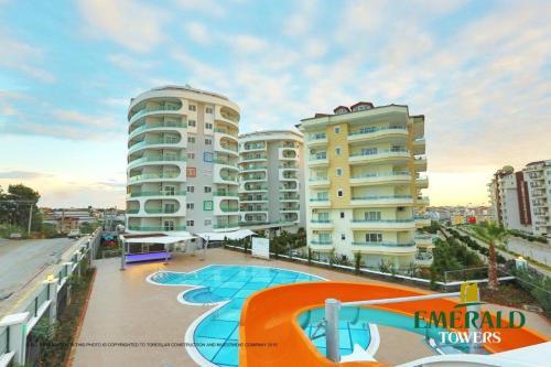 Avsallar Two Bedroom Apartments 600 Metres From Sea rezervasyon