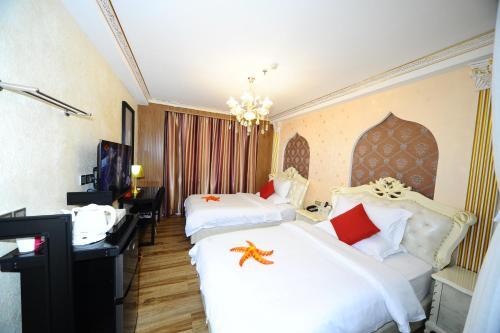 HotelJiangyue Hotel Zhongshan 8th Road