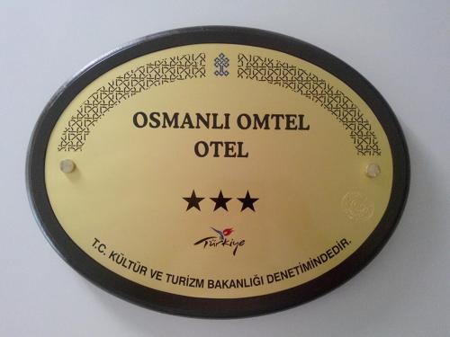 Boyabat Osmanlı Omtel Otel indirim kuponu