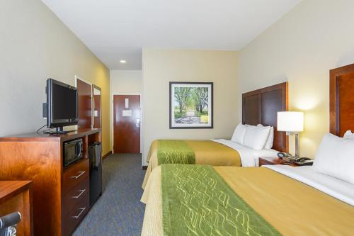 Comfort Inn Woodstock Photo