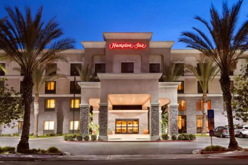 Hampton Inn Los Angeles-orange County-cypress Ca - Cypress, CA 90630