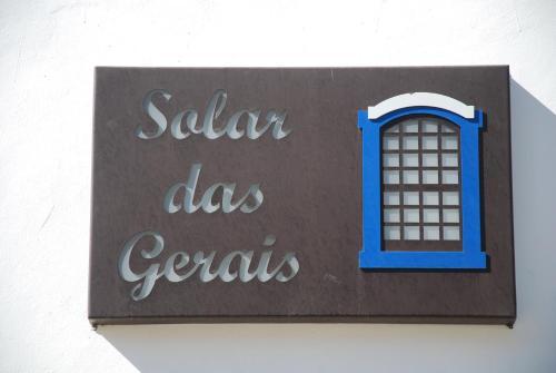 Pousada Solar Das Gerais Photo