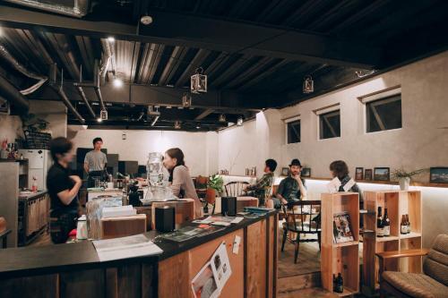 Ten To Ten Hokkaido Hostel And Kitchen