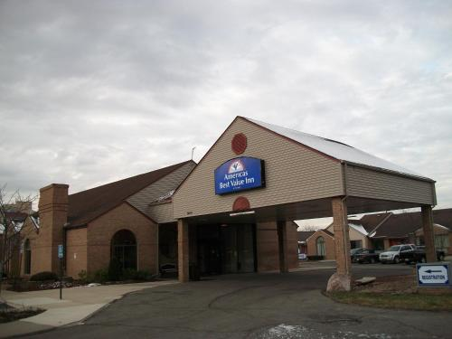 Americas Best Value Inn Romulus/detroit Airport