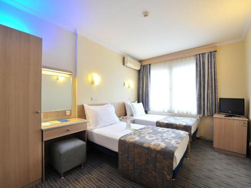 Istanbul Hotel Olimpiyat