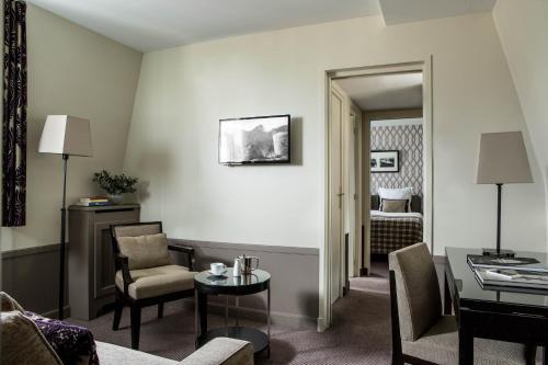 Hôtel Aiglon - Esprit de France photo 17
