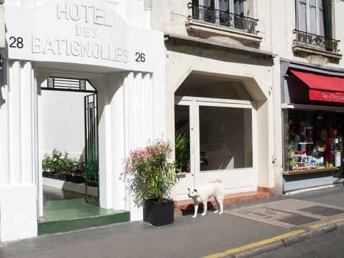 Hôtel Des Batignolles photo 2