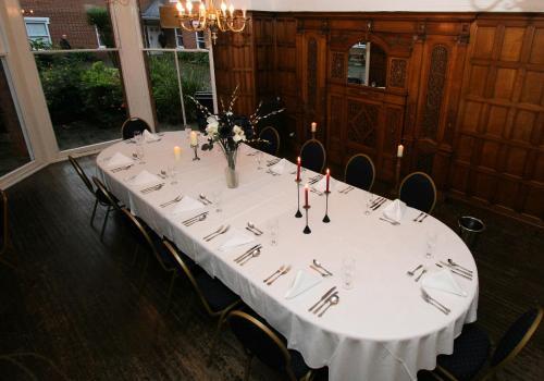 The Edgbaston Palace Hotel photo 19