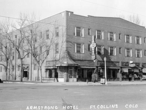 The Armstrong Hotel - Fort Collins, CO 80524