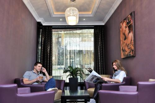 Carlton Hotel Budapest photo 21