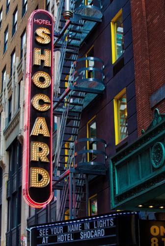 Hotel Shocard, New York Photo