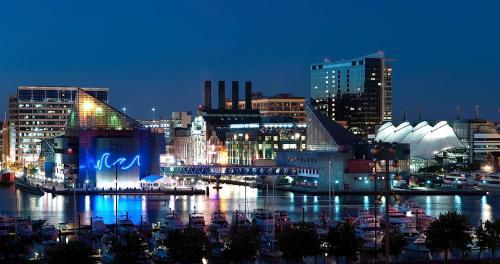 Radisson Hotel Baltimore Downtown-Inner Harbor Photo