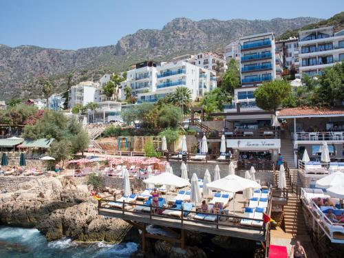 Kas Sea View Hotel rezervasyon
