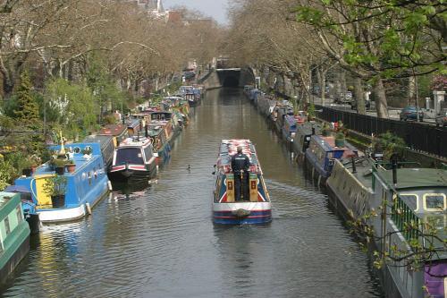 2 Warrington Crescent, Little Venice, London, W9 1ER, England.