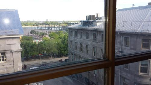 Rasco water view Apartment in old montreal Photo