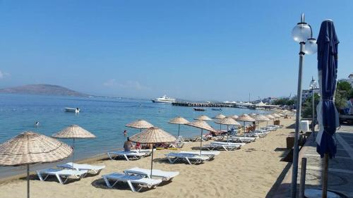 Avsa Adasi ÖMER DENİZ MOTEL ulaşım