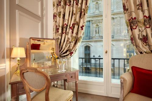 Hôtel Regina Louvre photo 47