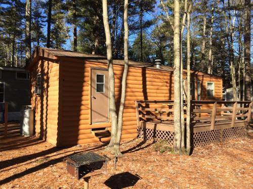 Moody Beach Camping Resort 38 Ft. Park Model 9