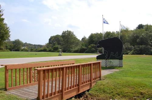 Moody Beach Camping Resort 38 Ft. Park Model 8 - Wells, ME 04090
