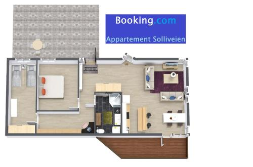 Hotel Apartment Solliveien
