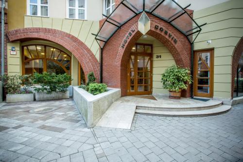 Corvin Hotel Budapest Corvin Wing photo 45