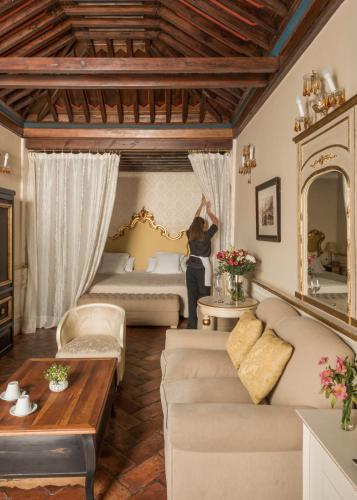 Junior Suite Hotel Casa 1800 Granada 11