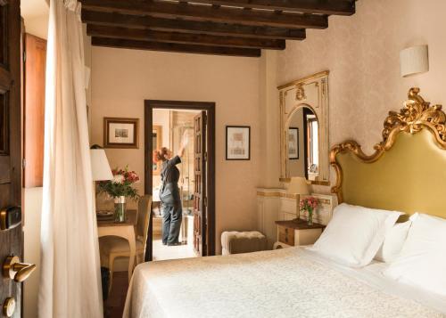 Habitación Superior Hotel Casa 1800 Granada 15