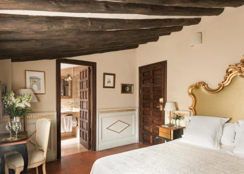 Habitación Superior Hotel Casa 1800 Granada 14