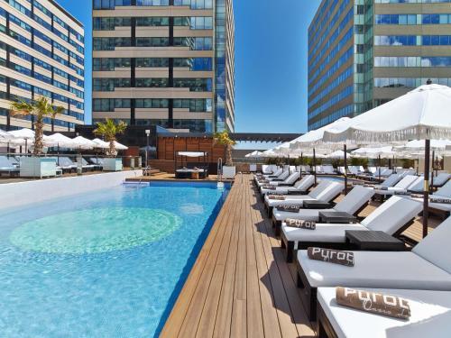 Hilton Diagonal Mar Barcelona impression