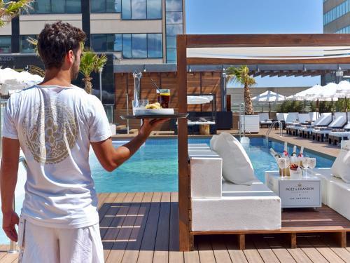 Hilton Diagonal Mar Barcelona photo 17