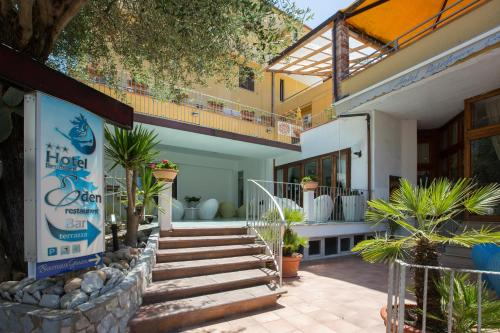 Aparthotel Residence Hotel Eden (Palinuro) da 86€ - Volagratis
