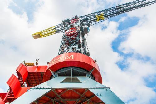 NDSM-Plein 78, 1033 WB Amsterdam, Netherlands.