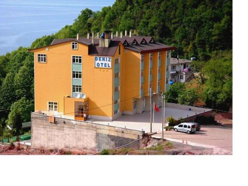 Kozlu Deniz Hotel ulaşım