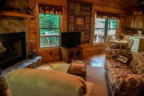 Boo Cabin